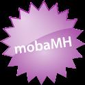 モンハンカードマスター 挨拶巡回ブラウザ モバージュ logo
