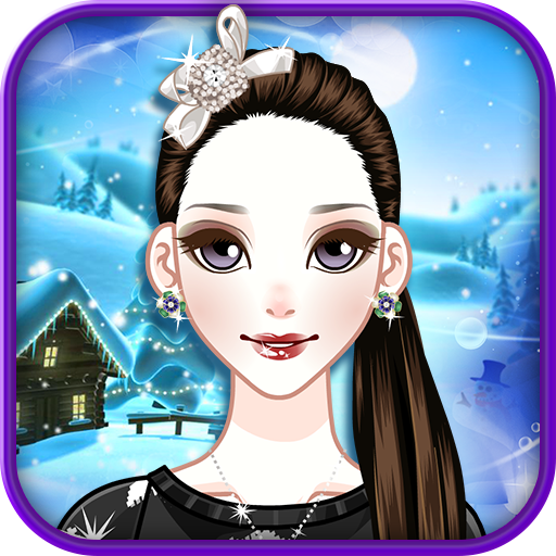 Magic Winter Noon Dressup 家庭片 LOGO-阿達玩APP