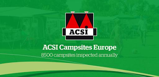 Acsi Campsites Europe Aplikace Na Google Play