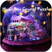 Music Box Crystal Puzzle