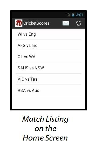 CricketScores