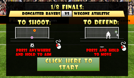 PenaltyShooters Football Games- screenshot thumbnail