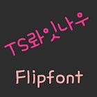 TSrightnow Korean Flipfont icon