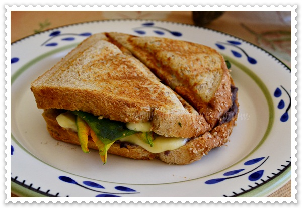 Mexican-Style Sandwich Recipe