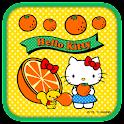 Hello Kitty Bubble Gum Theme icon