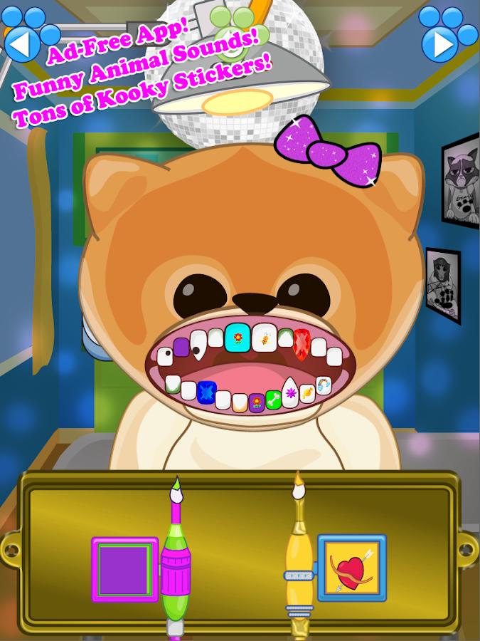 Animal celebrity games