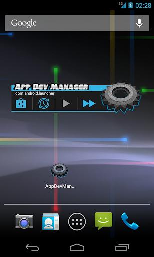 App Dev Manager