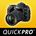 Nikon D7000 by QuickPro logo
