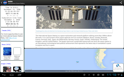 NASA App Screenshot 5