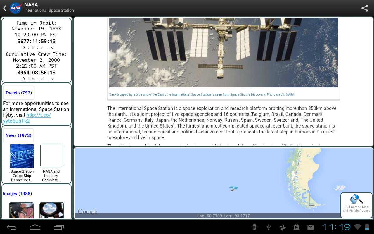 NASA- screenshot
