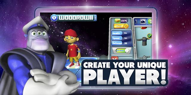 Space Sports - screenshot