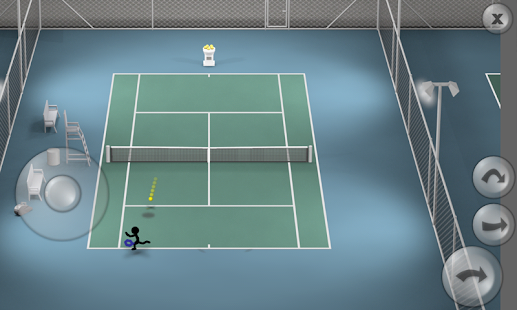 Stickman Tennis Screenshot 4