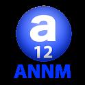 accessのオールナイトニッポンモバイル第12回 logo