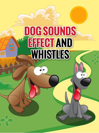 玩娛樂App|Dog Sounds Effect and Whistles免費|APP試玩