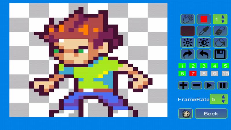 Pixel Animator:GIF Maker Screenshot 13