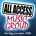 All Access Music Group logo