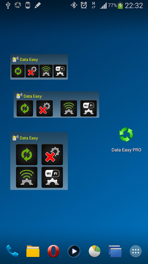 Data Easy PRO - screenshot