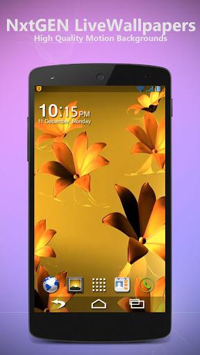 Flowers - Live Wallpaper