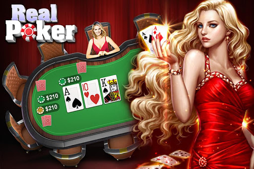 Real Poker-Texas Hold'em Game