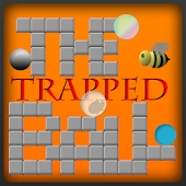 The Trapped Ball