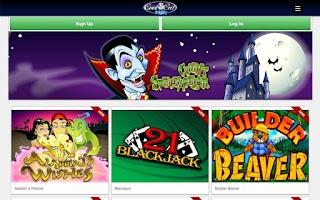 Screenshot of Cool Cat Fun Casino