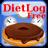 DietLog Free logo