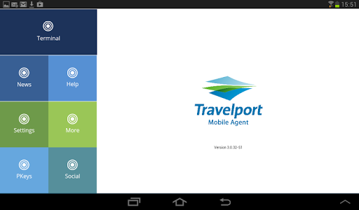 Travelport Mobile Agent