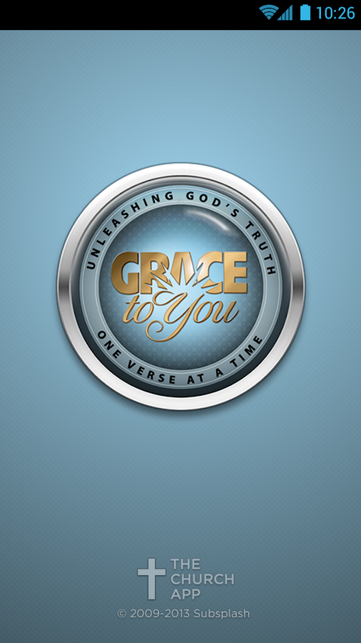 Grace To You - screenshot