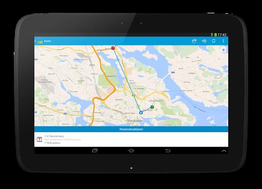 【免費旅遊App】Reskollen (SL)-APP點子
