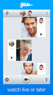 Glide - Video Texting - screenshot thumbnail