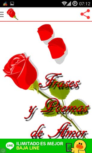 Frases y Pomas de Amor