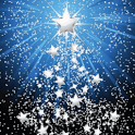 Blue Christmas icon