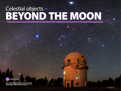 Discover Astronomy - screenshot thumbnail