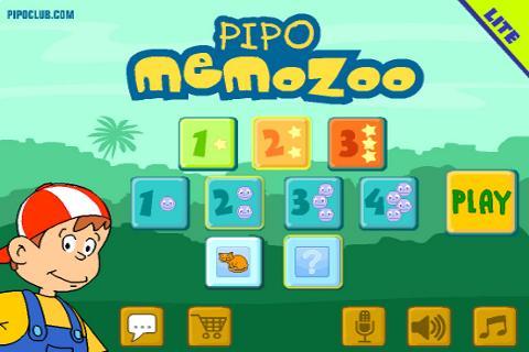 Pipo Memo Zoo