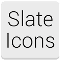 Slate Icon Pack Nova/Apex/ADW icon