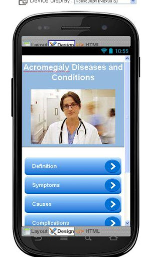 Acromegaly Disease Symptoms