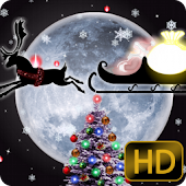 Christmas Live Wallpaper HD icon
