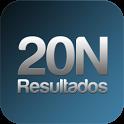 20N: Resultados electorales icon