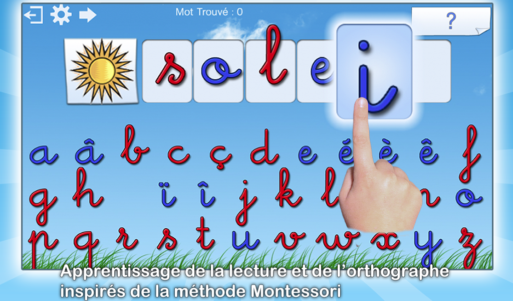 Worksheets At Words For Kids french words for kids android apps on google play screenshot