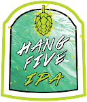 Beach City Hang Five IPA