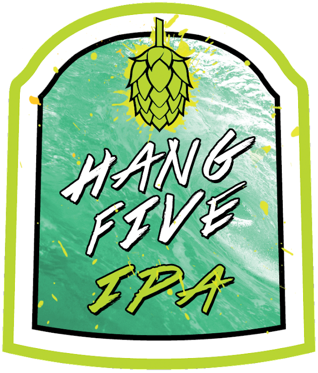 Logo of Beach City Hang Five IPA