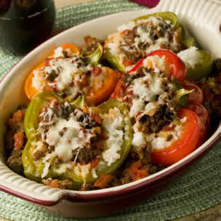 Laurie's Stuffed Peppers.