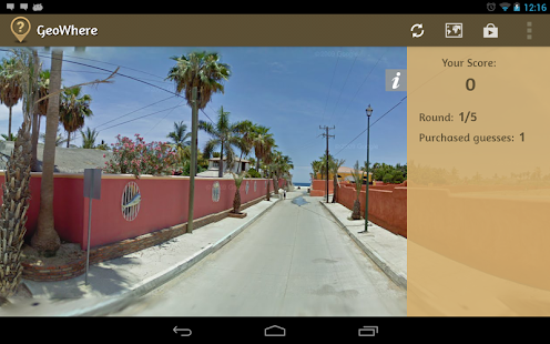 GeoGuessr - Android Game! - screenshot thumbnail