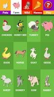 Screenshot of Animals