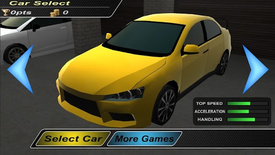 M-acceleration 3D Car Racing- screenshot thumbnail