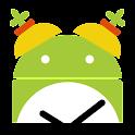 +- Alarm logo