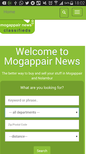 Mogappair News