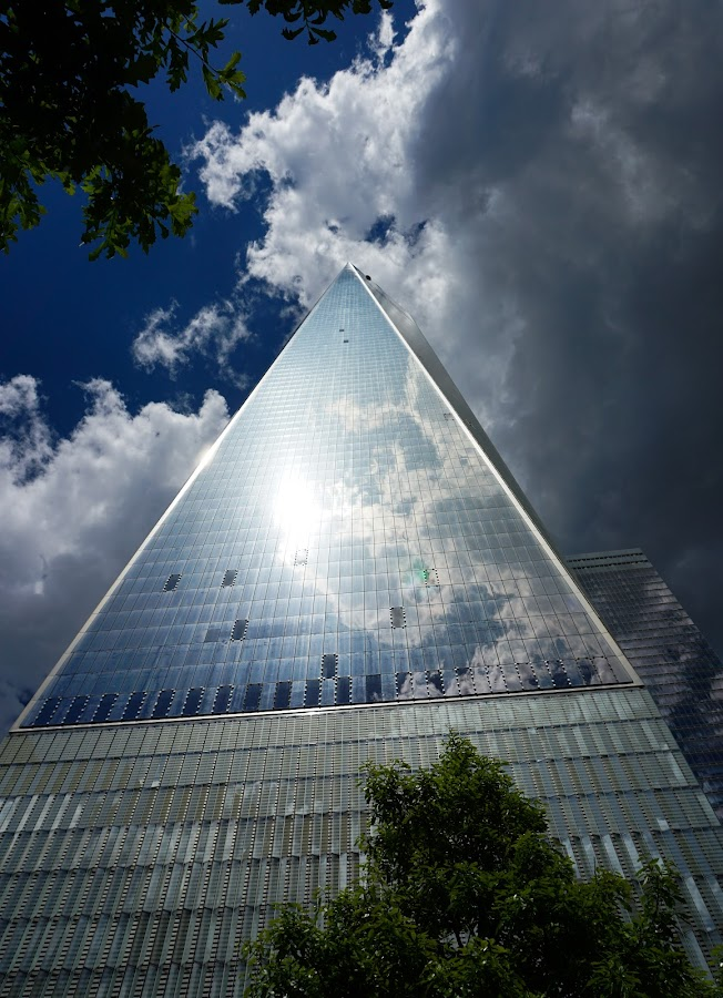 Freedom Tower by VAM Photography - Buildings & Architecture Office Buildings & Hotels ( office, buildings, nyc, architecture, places, freedom tower, , Urban, City, Lifestyle )