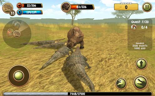 Wild-Crocodile-Simulator-3D 2
