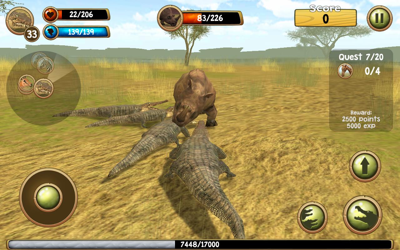 Wild-Crocodile-Simulator-3D 20